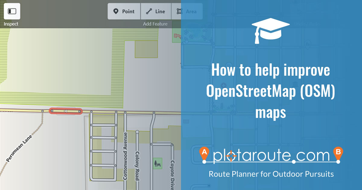 How to help improve OSM maps